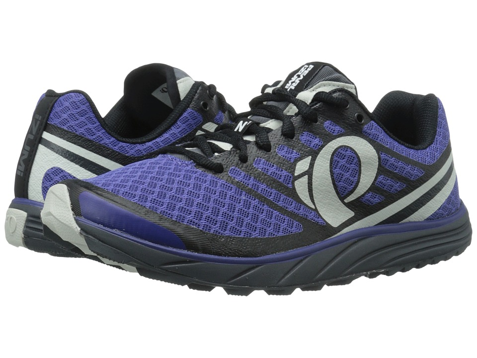Pearl Izumi - EM Trail N 1 v2 (Deep Wisteria/Black) Women's Running Shoes