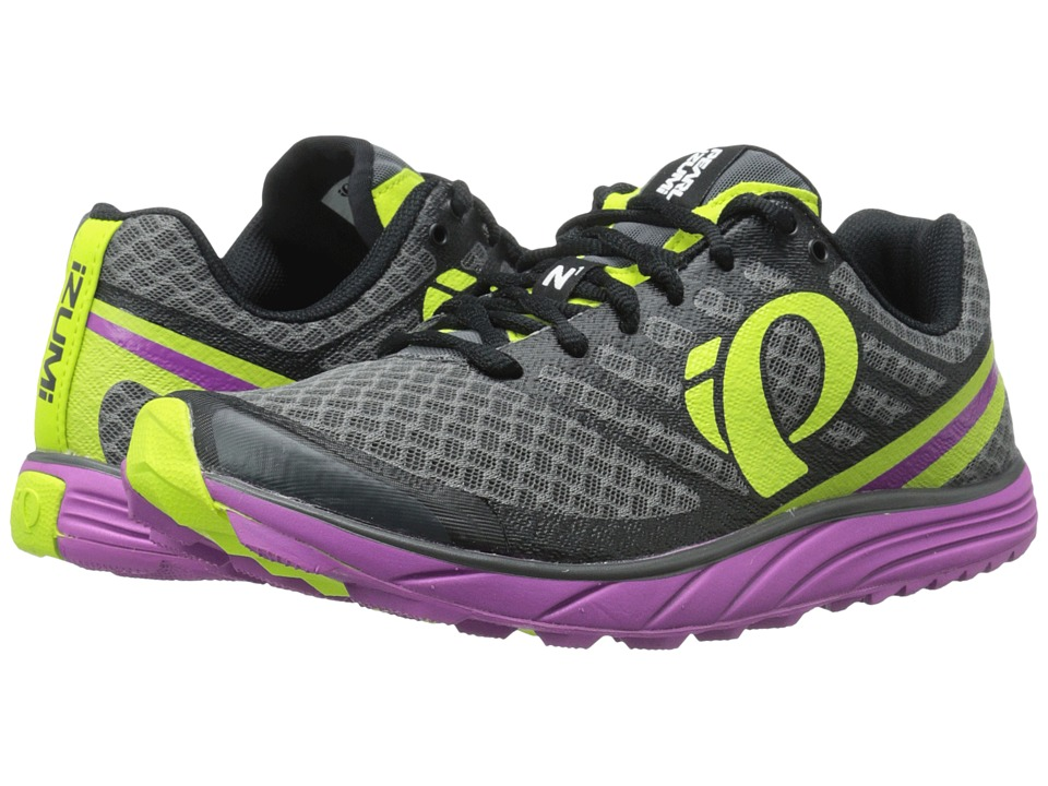Pearl Izumi - EM Trail N 1 v2 (Shadow Grey/Meadow Mauve) Women's Running Shoes
