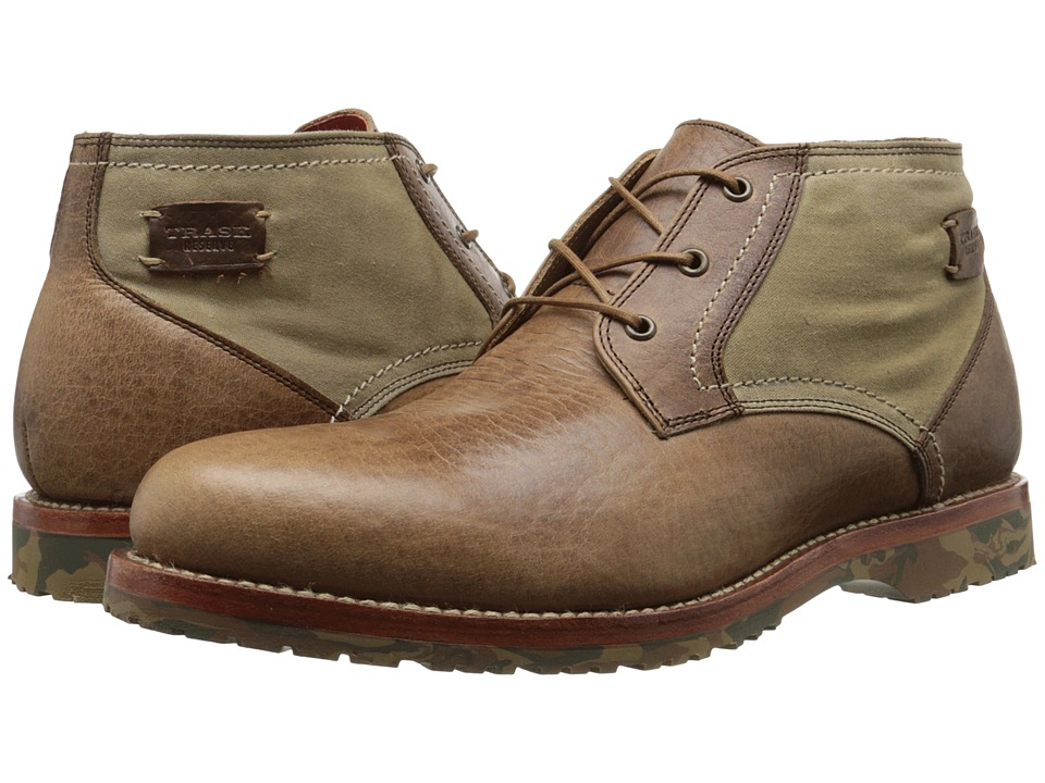 Trask - Buckhorn (Buckskin American Steer) Men