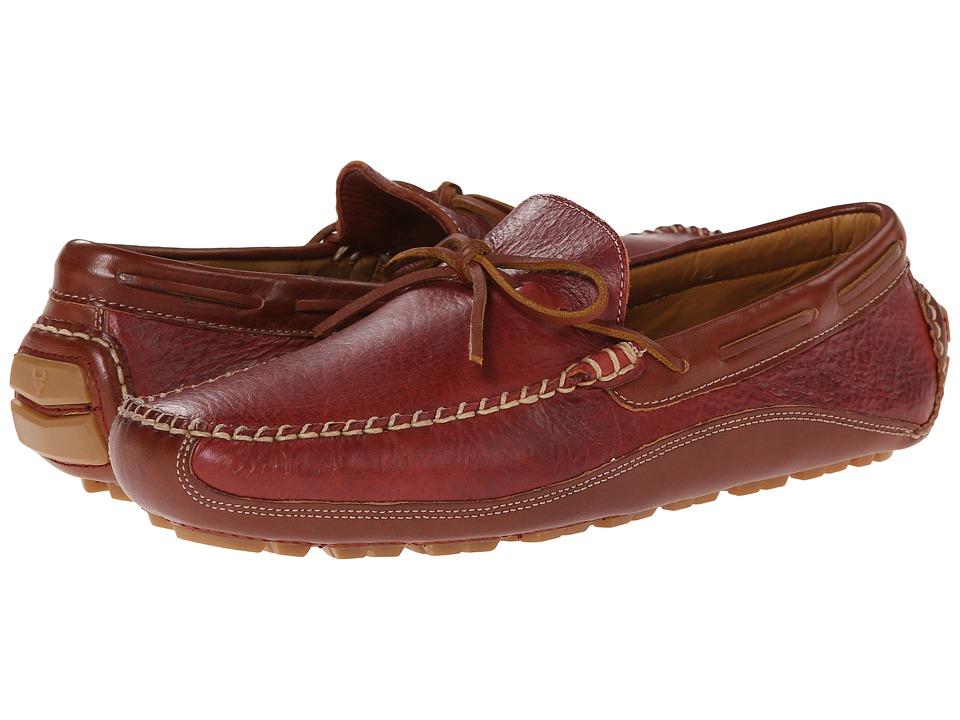 Trask - Drake (Red American Bison) Men's Shoes