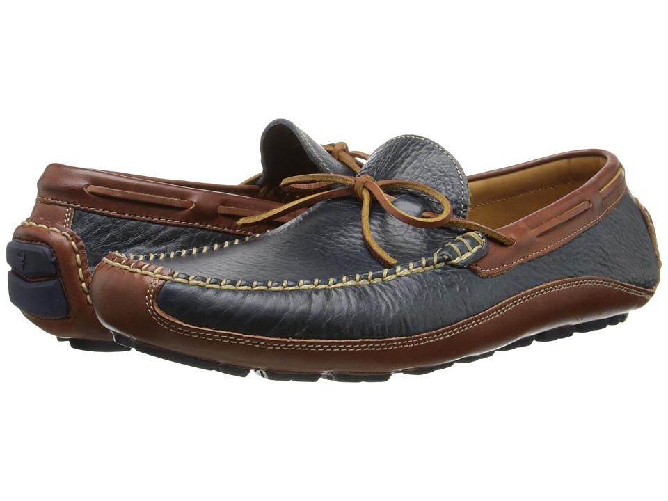 Trask - Drake (Navy American Bison) Men's Shoes