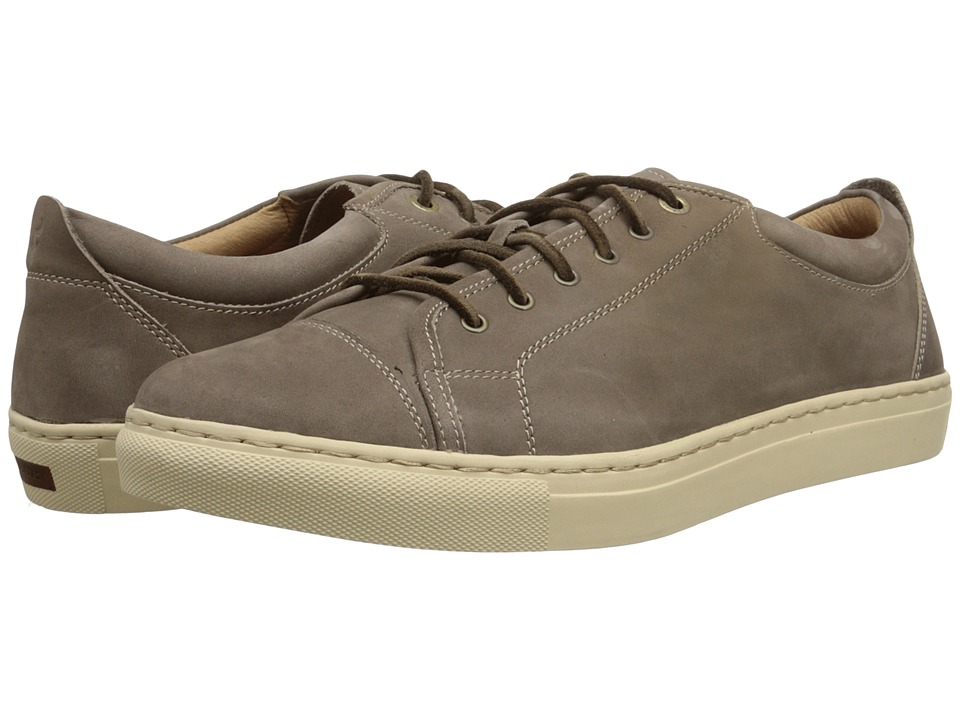 Trask - Beck (Grey Nubuck) Men's Lace up casual Shoes