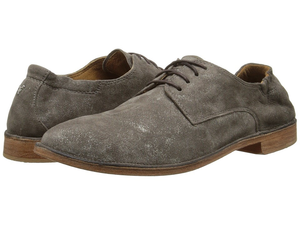 Trask - Ana (Pewter Italian Suede) Women's Shoes