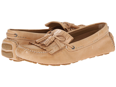 Trask - Aimee (Tan Italian Calfskin) Women's Shoes