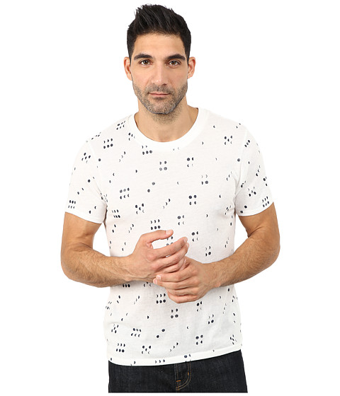 Alternative - Eco Crew (Eco Ivory Moon Phases) Men's Short Sleeve Pullover