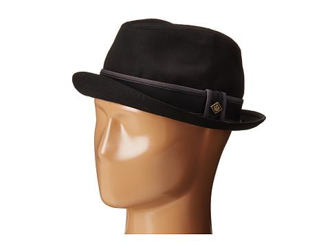 Goorin Brothers - Der Rhino (Black) Caps