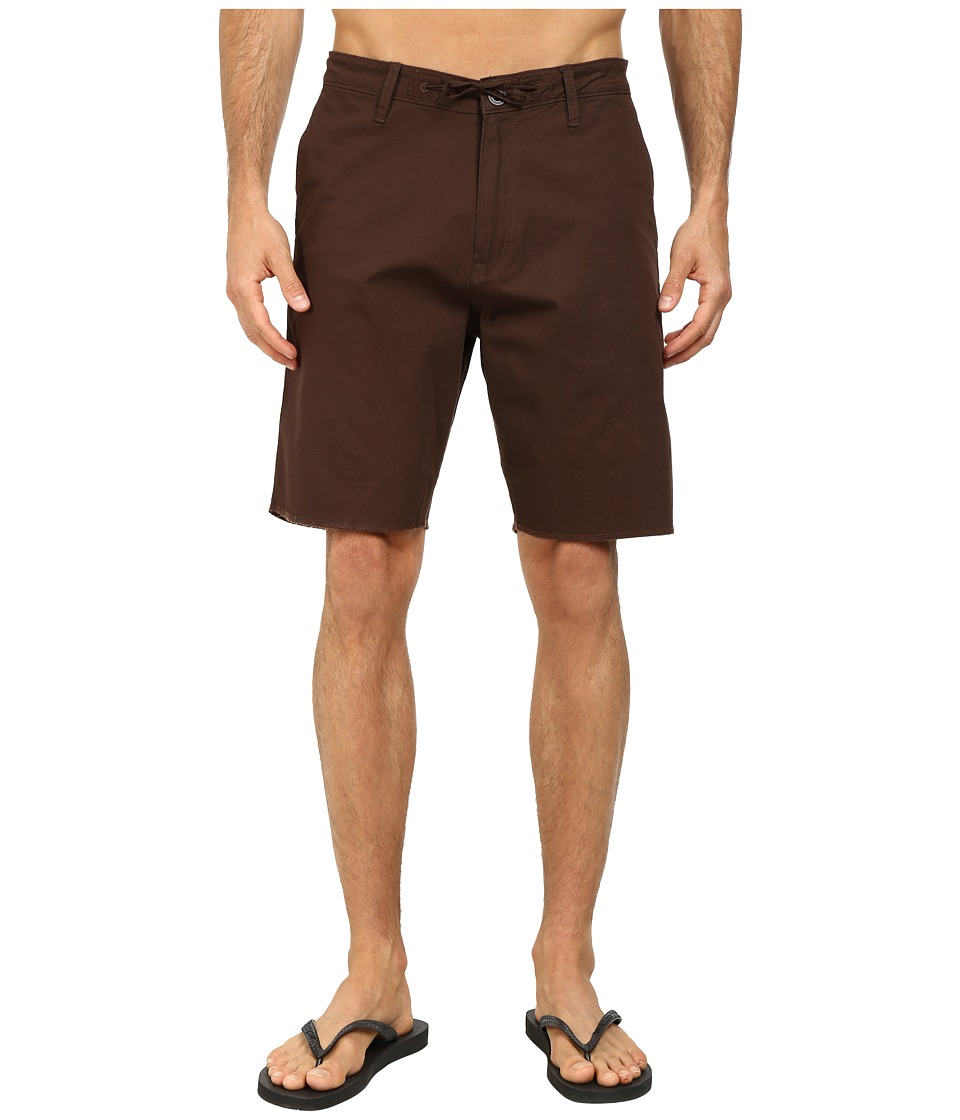 O'Neill - Freeman Walkshorts (Dark Brown) Men's Shorts