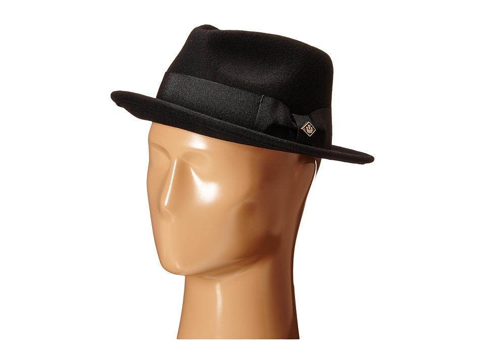 Goorin Brothers - Smokey (Black) Caps