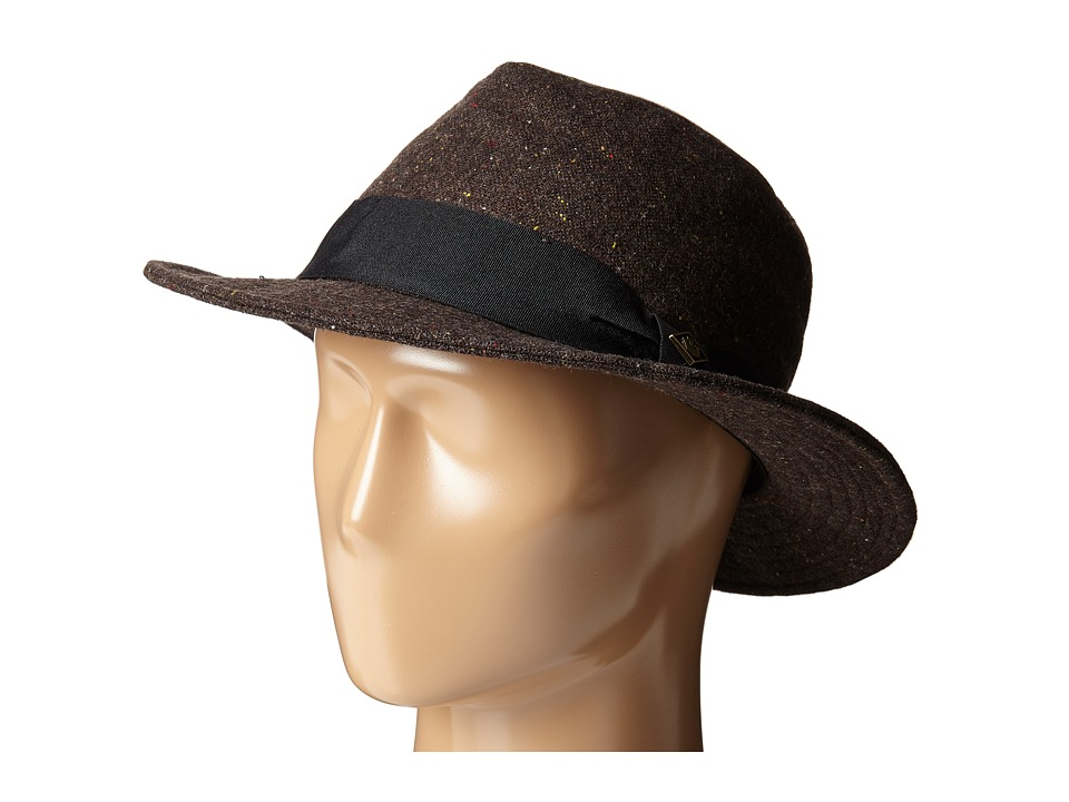 Goorin Brothers - Chief (Brown) Caps