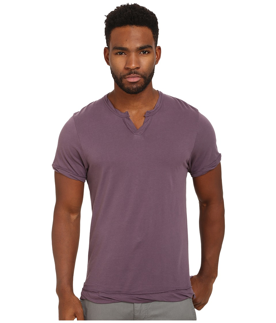 Alternative - Moroccan Tee (Purple Haze) Men's Short Sleeve Pullover