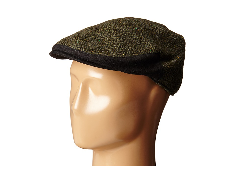 Goorin Brothers - Hatchet (Olive) Caps
