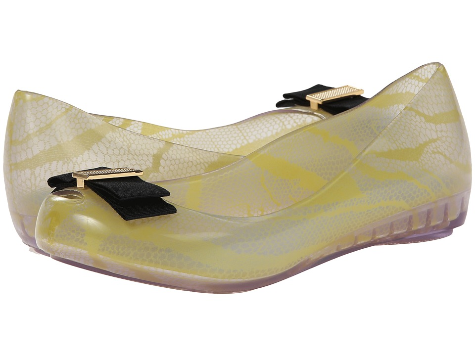 Melissa Shoes - Melissa Ultragirl + Jason Wu (Yellow) Women