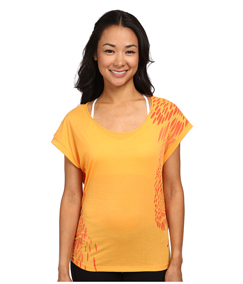ASICS - Flex Short Sleeve Tee (Fizzy Peach) Women