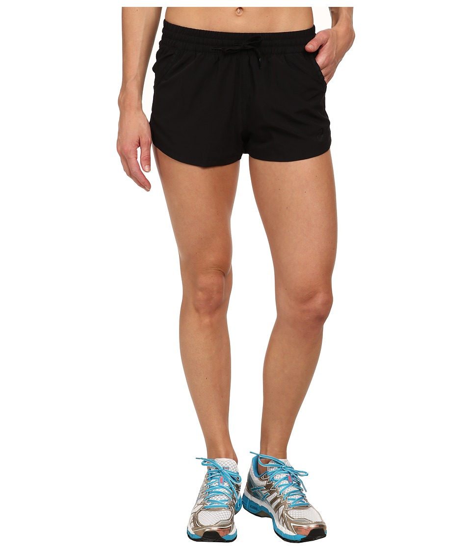 ASICS - Woven Shorts (Performance Black) Women