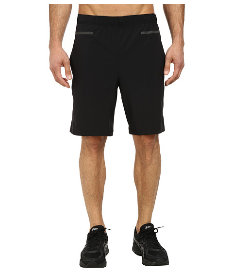 ASICS - Woven Shorts 9 (Performance Black) Men