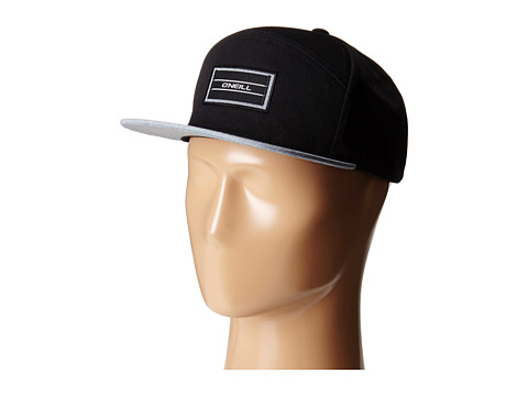 O'Neill - Bright Light Adjustable Hat (Black) Baseball Caps