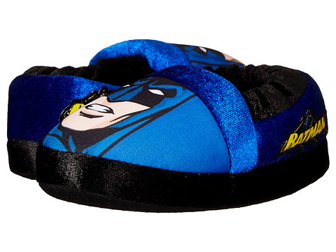 Favorite Characters - Batman BMF203 Slipper (Toddler/Little Kid) (Blue) Boys Shoes