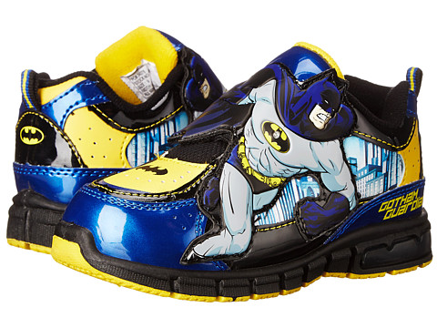Favorite Characters - Batman BMF911 Sneaker (Toddler/Little Kid) (Blue) Boy's Shoes