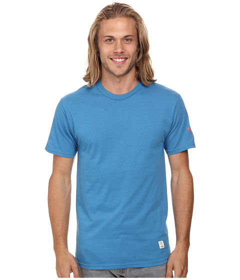 O'Neill - Shaping Bay Short Sleeve Tee (Ocean) Men's T Shirt