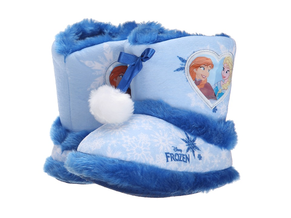 Favorite Characters Disney(r) Frozen FRF206 Slipper (Toddler/Little Kid) (Blue) Girls Shoes