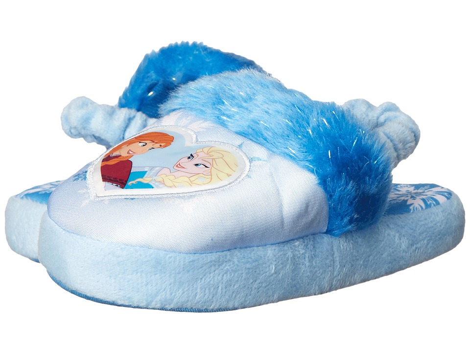Favorite Characters - Disney Frozen FRF205 Slipper (Toddler/Little Kid) (Light Blue) Girls Shoes