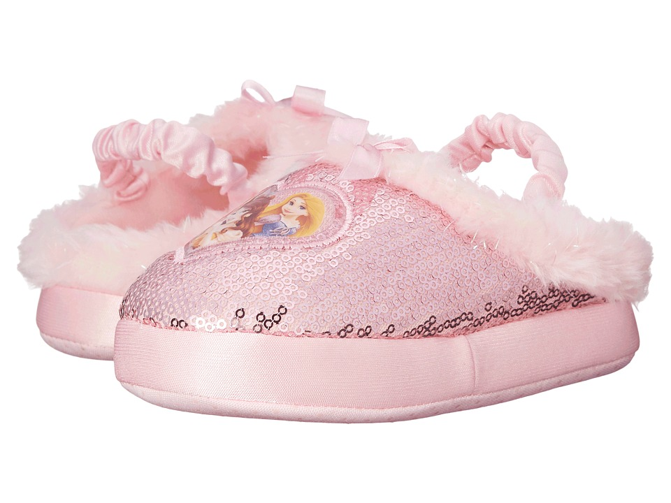 Favorite Characters - Disney Princess PRF217 Slipper (Toddler/Little Kid) (Pink) Girls Shoes