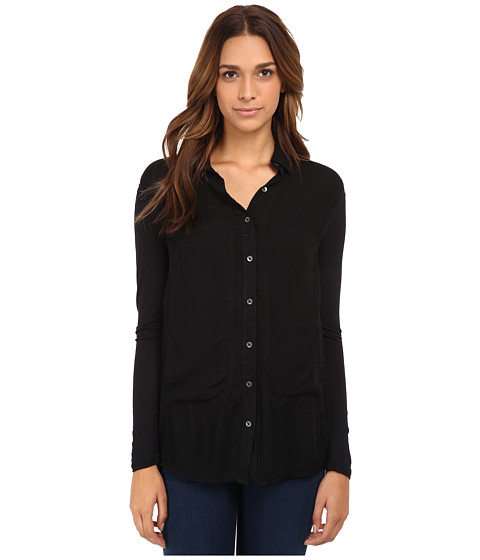 Free People - Breakfast In Bed (Black) Women