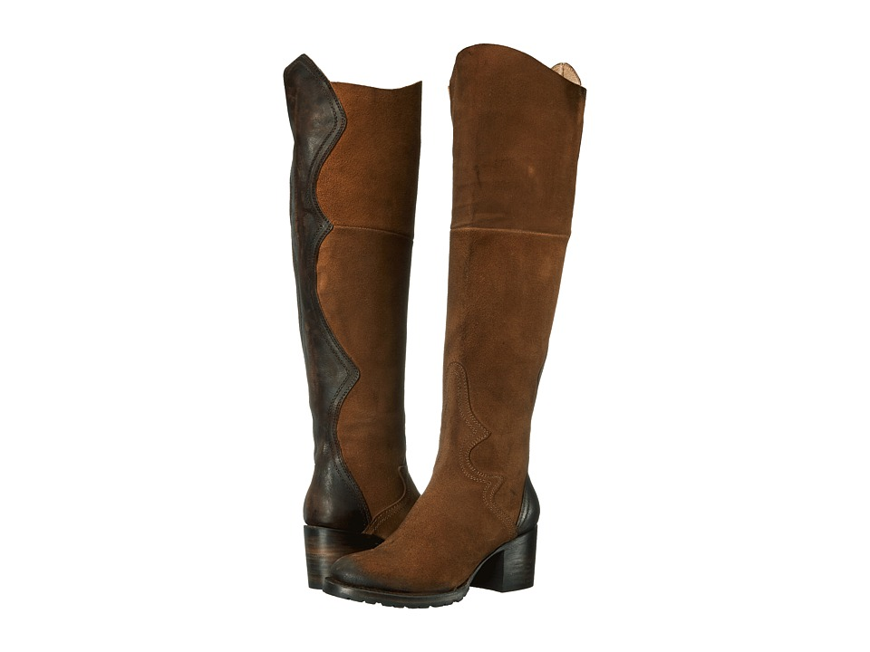 Freebird Feugo (Tan Suede) Women