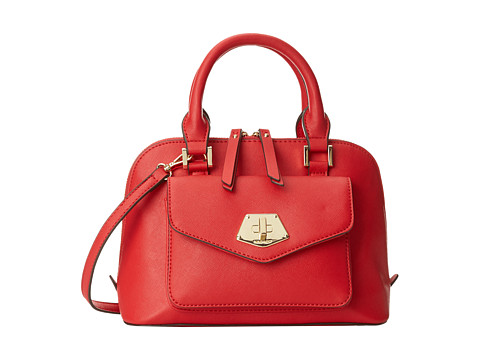 Nine West - Rock and Lock Small Mini (Rio Red) Handbags