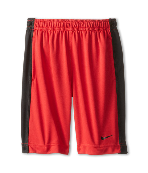 Nike Kids - Fly Shorts (Little Kids) (Deep Red) Boy's Shorts