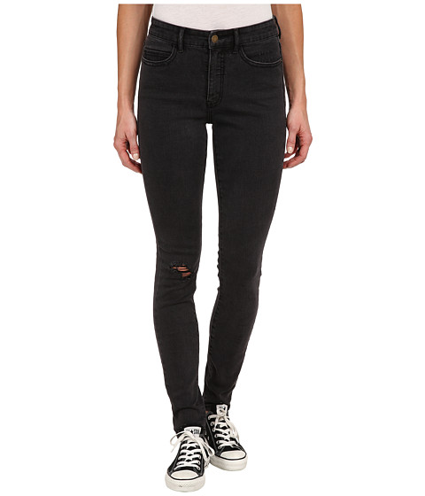 Billabong - Night Rider Pants (Off Black) Women's Casual Pants