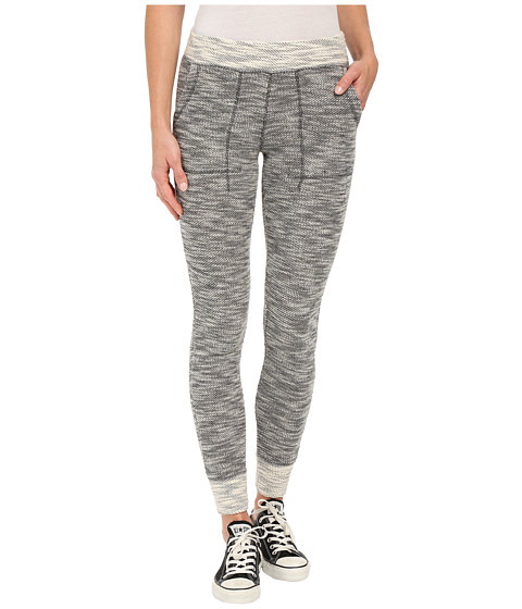 Billabong - Beyond Words Pants (Black/White) Women