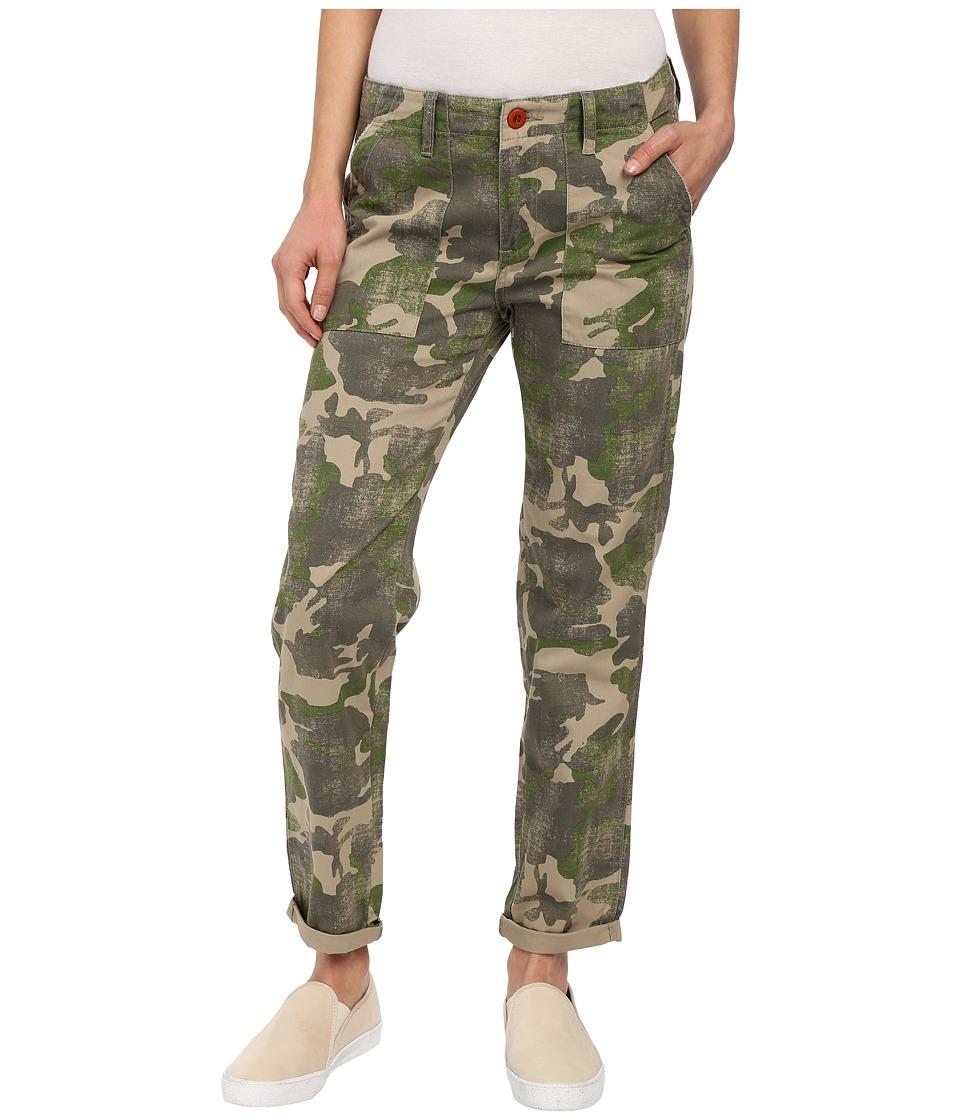 Billabong - Peace Not War Pants (Camo) Women