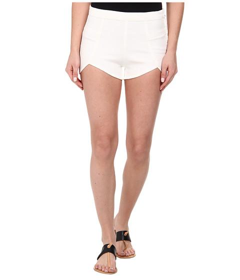 Free People - Gummy Denim Petal Brief (Dove) Women's Underwear