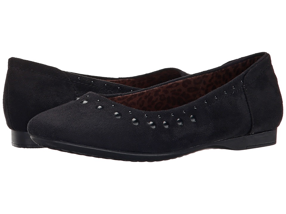 Hush Puppies Meila Callies (Black) Women