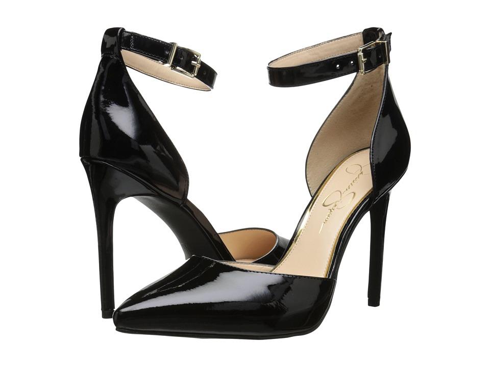 Jessica Simpson - Parkerr (Black Patent) High Heels