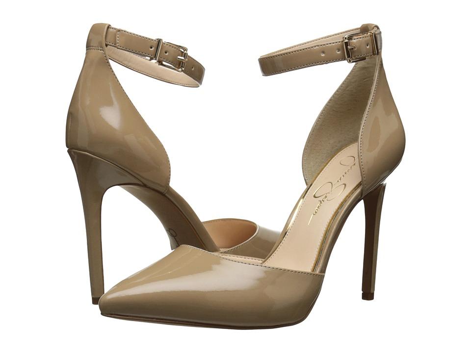 Jessica Simpson - Parkerr (Nude Patent) High Heels