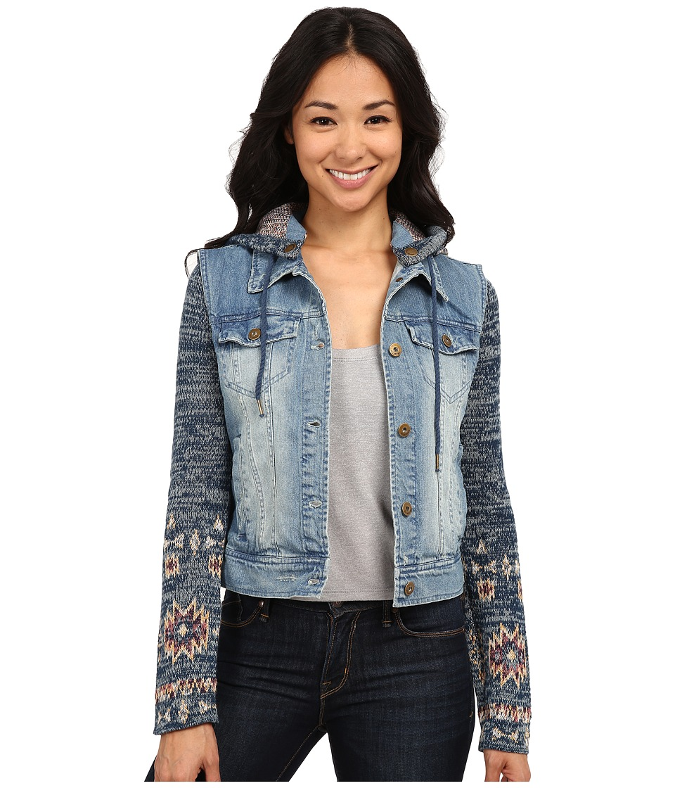 Billabong - Nav This Jo Jacket (Light Well Worn) Women
