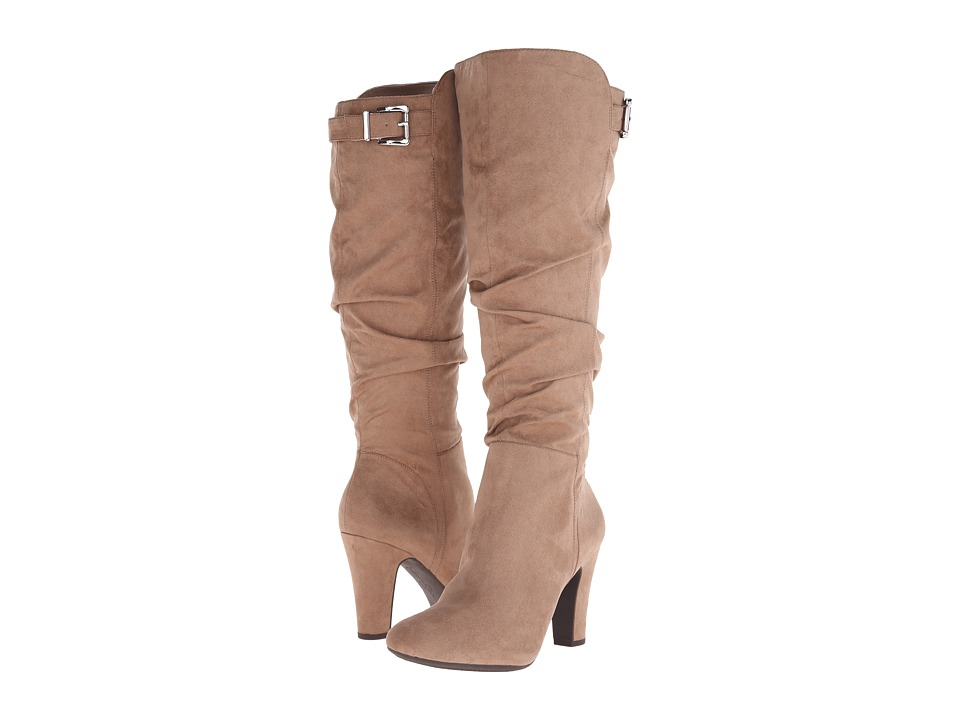 Jessica Simpson - Finnegan (Totally Taupe Microsuede) Women