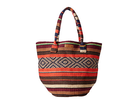 Billabong - Even Waves Tote (Multi) Tote Handbags