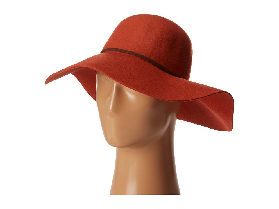 Billabong - Vamos Amiga Hat (Ginger) Caps