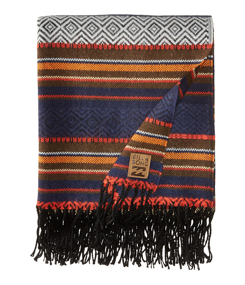 Billabong - Gypsea Blanket Scarf (Multi) Scarves