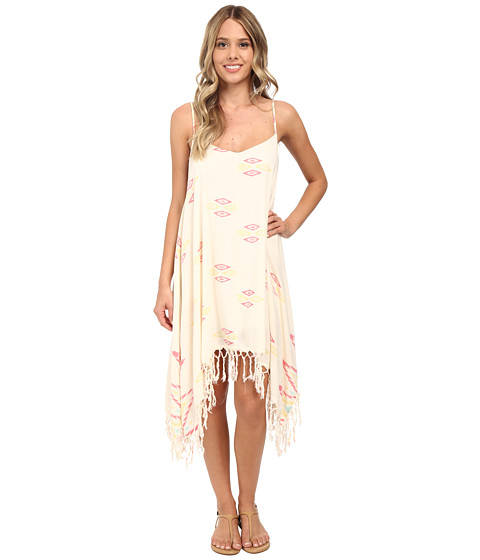 Billabong - Sunlit Summer Dress (White Cap) Women's Dress