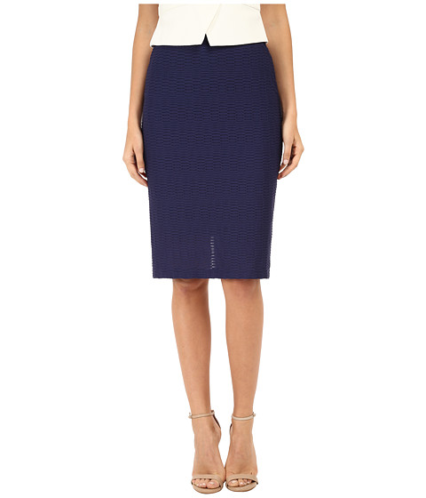 Nanette Lepore - Salsa Skirt (Navy) Women's Skirt