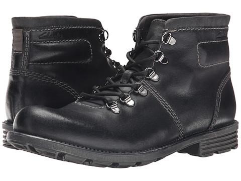 Clarks - Darian Heath (Black) Men's Shoes