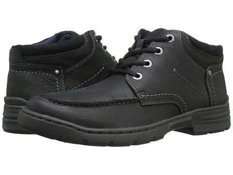 Clarks - Newbern Up (Black) Men