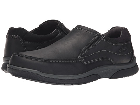 Clarks - Randle Free (Black) Men's Shoes