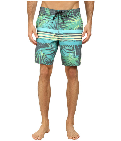 Billabong - Spinner Palmdale Boardshorts (Mint) Men's Swimwear