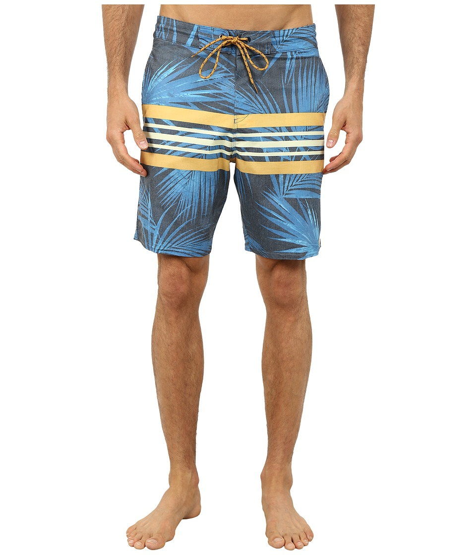 Billabong - Spinner Palmdale Boardshorts (Royal) Men's Swimwear