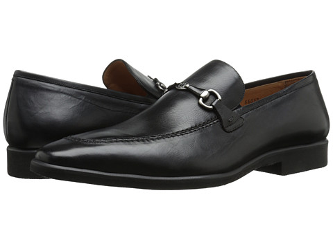 Mezlan - Cardiff (Black) Men's Slip on Shoes